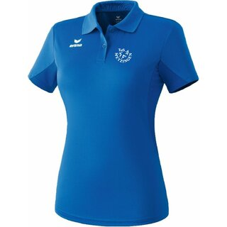 Erima Funktions-Poloshirt new royal