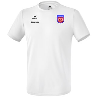Erima Funktions Teamsport T-Shirt new white