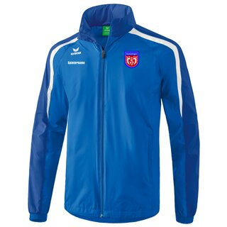 Erima Liga 2.0 Allwetterjacke new royal/true blue/weiß