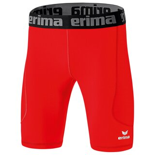 Erima Elemental Tight kurz rot