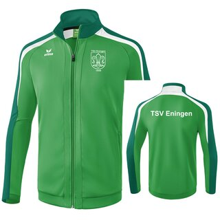 Erima Liga 2.0 Trainingsjacke smaragd/evergreen/weiß