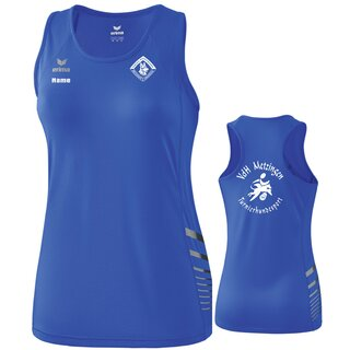 Race Line 2.0 Running Singlet new royal
