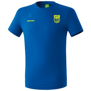 Teamsport T-Shirt new royal